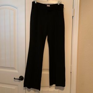 Laundry by Shelli Segal Black Slacks